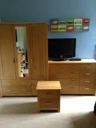 Winchester Bedroom Furniture by Winchester Oak Bedroom Furniture Still In Argos U0026 Homebase