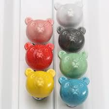 Kitchen Cabinet Knobs Ceramic Online Get Cheap Ceramic Door Handles Knobs Aliexpress Com