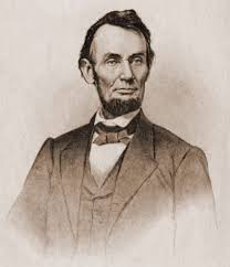 abraham lincoln had a lopsided face and strabismus