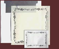 paper for invitations about printing your own wedding invitations and other stationery