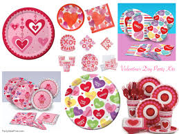 Valentine S Day Themed Party Decorating Ideas by Best Valentine U0027s Day Party Plates U0026 Chic Heart Theme Party Decor