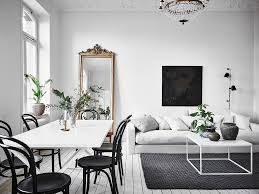 black and white home interior interior inspiration scandinavian home in black white and beige