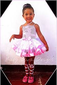 beautiful tutu ballet dress in pink blue yellow green and