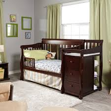 Cheap Cribs With Changing Table Storkcraft Portofino Convertible Crib Changing Table 04586 479 For