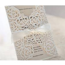 royal wedding cards white luxury laser cut royal wedding card design buy royal