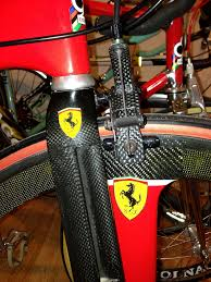 ferrari bicycle ferrari bicycle from colnago with campagnolo super record u2026 flickr