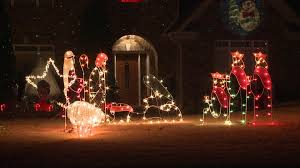 couple sends christmas greetings to all at home on chanel drive in