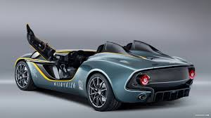 future aston martin 2013 aston martin cc100 speedster concept rear hd wallpaper 5