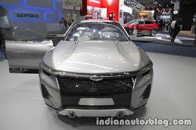 chery chery tiggo coupe concept front at the iaa 2017 indian autos blog