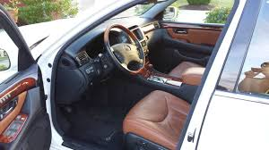vip lexus ls430 interior my new to me white on saddle clublexus lexus forum discussion
