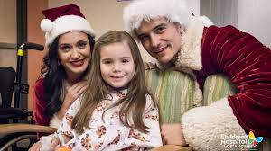caroline kennedy children katy perry orlando bloom and caroline kennedy spread holiday
