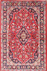 Kashan Persian Rugs by Kashan Persian Area Rug