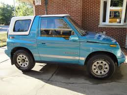 1993 suzuki samurai information and photos zombiedrive