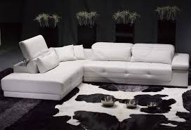 Leather Sectional Sofa With Ottoman by 30 The Best White Sectional Sofa For Sale