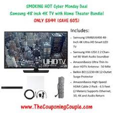 black friday or cyber monday for tv black friday u0026 cyber monday offering huge 4k tv deals tech