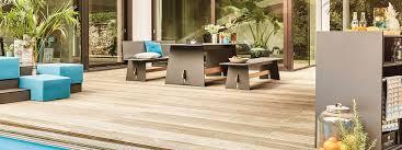 Modern Garden Table Conmoto Tension Modern Garden Tables And Benches Minimalist Design