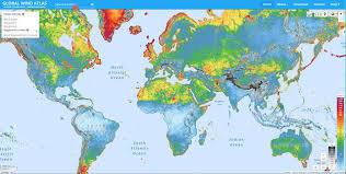 the map of the earth putting renewable energy on the map energy space for earth