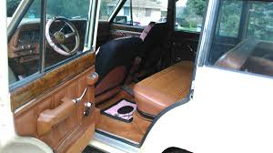 1970 jeep wagoneer interior 1983 jeep grand wagoneer 4x4 360 v8 auto for sale in branchburg nj