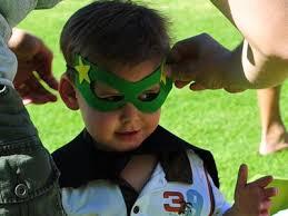 superhero birthday party u0026 free party printables mask template