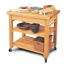 Kitchen Island Chopping Block Catskill Craftsmen French Country Kitchen Island With Butcher