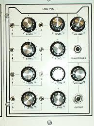 Modulk He Mixer And Output Modul