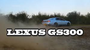 lexus is300 differential fluid lexus gs300 open diff wheelspin in slo mo youtube