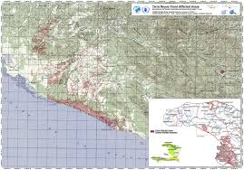 Ithaca Map Haiti Terre Neuve Flood Affected Areas As Of 10 Sep 2008