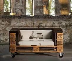 canap en palette en bois meuble en palette salon jardin with meuble en palette
