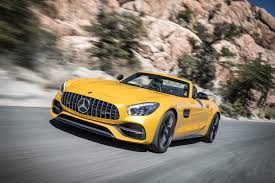 new mercedes amg gt roadster prices revealed