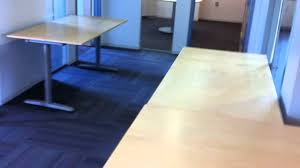 Ikea Standing Desk Galant by Ikea Galant Table Desks Assembly Service Video In Dc Md Va By