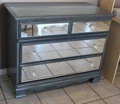 Dresser Diy Diy Mirrored Dresser Diy Mirrored Furniture Diy Mirror And
