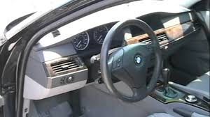 2006 bmw 530i youtube