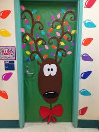 cantinho alternativo decoração de porta para o natal natal