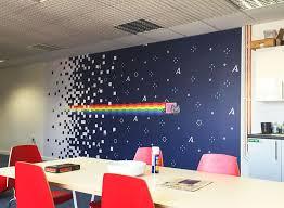 office wall art office wall stickers office branding from vinyl revolution