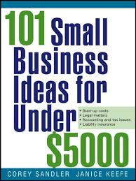 101 small business ideas for 5000 subconscious mind