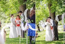 Outdoor Backyard Wedding Vintage Style Backyard Wedding Erika Follansbee Nh Wedding