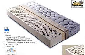 materasso standard materasso matrimoniale in lattice naturale materassi