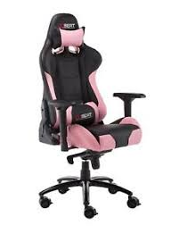 Computer Gaming Desk Chair Gaming Chair Racing Seat Computer Gaming Desk Office Chair Pink