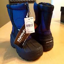 s winter boots size 9 find more winter boots falls creek thinsulate size 9 for