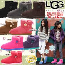 ugg bailey button toddler sale importfan rakuten global market 18 24cm that 1000788
