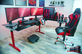 pc gaming desk chair my pc gaming setup 2016 video coming soon pc gaming setup