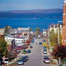 dream towns on the great lakes coastal living
