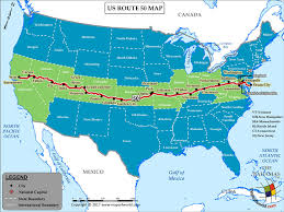 us hwy map the loneliest road us50 driving route road trip usa roadrunners