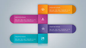 design logo ppt how to create unique infographic design in microsoft office