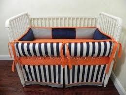 striped crib bumper foter