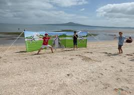 buy sticky wicky outdoor and beach cricket set online at marine
