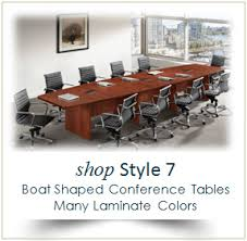 10 Foot Conference Table Conference Room Tables In Boat Shaped Rectangle Round