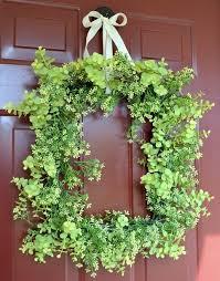 Wedding Wreaths 15 Sweetest Diy Spring Wedding Wreaths Happywedd Com