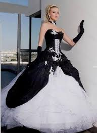 white and black wedding dresses black and purple and white wedding dresses naf dresses
