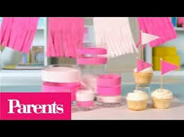 Decorations For Welcome Home Baby How To Make Easy Baby Shower Decorations Parents Youtube